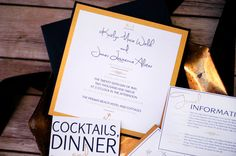Nautical Wedding Invitation Sample by NINE7OHDESIGNS on Etsy, $6.00