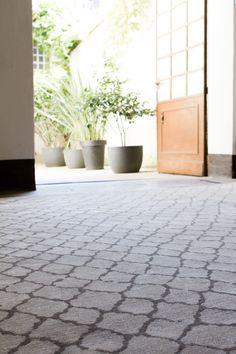 Tile Floor, Patio, Flooring, Rugs, Outdoor Decor, Crafts, Beauty, Design, Home Decor