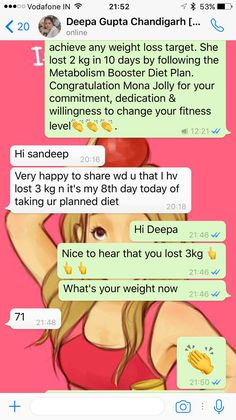 Deepa Gupta lost 3 kg of #excessweight in 7 days by following the Customized Diet Plan designed for her. For Diet: Call us at +919953329177.