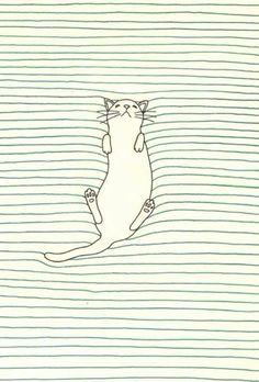 "Gato "" Pop Art""."