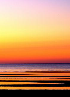 colour, beauti sun, colors, sunris, natur, sea, ocean, sunset beach art, photographi