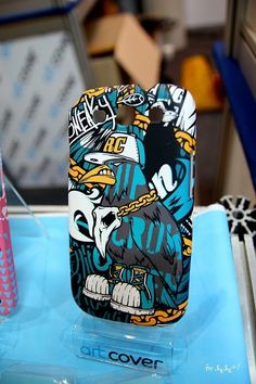 Hiphop crow RAVEN.  Galaxy S3 smart phone hardcase design - designed by DOLDOL