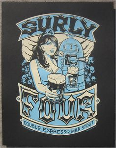 Surly Four - Adam Turman