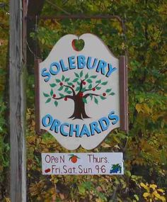 SOLEBURY ORCHARDS -a farm in Bucks County, PA, Apple and Berry Picking, Cider, Donuts, pick-your-own, wagon rides