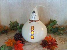 ghost gourd