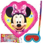 Minnie Mouse Pinata Kit - Party City