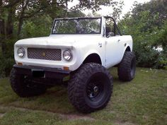 ▒ abominable ▒ international scout 80 ▒