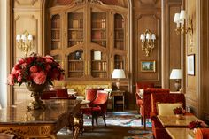 The New Ritz Paris Is As Beautiful As We Expected - ELLEDecor.com