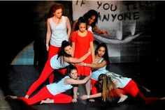 MK Theatre was the venue chosen for this year's Rock Challenge dance competition, won by Denbigh students with their powerful piece depicting the distress caused by child sexual abuse and promoting...