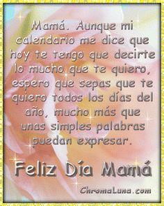 BuscoLaRisa: feliz día mamá
