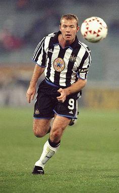Newcastle Football, Alan Shearer, Football Cards, 1990s, Card Games, Running, Sports, Beautiful, Soccer Cards