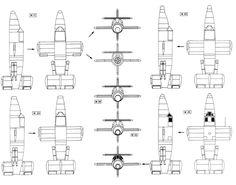 Bachem Ba 349 Natter:  Táctica Embestida:En 1945 se formó una nueva unidad de caza, aunque ésta sídebía de especializarse en los ataques de embestida. Se trataba delSonderkommando Elbe, y sus pilotos, al contrario de los de losSturmgruppen,eran jóvenes e inexpertos. El 7 de abril de 1945 elSonderkommando Elbedespegó para interceptar una formación de 1.300 bombarderos estadounidenses escoltados por 850 cazas.