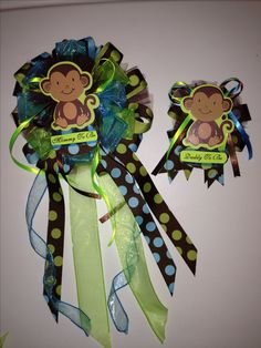 monkey boy baby shower or birthday party theme is one of our top