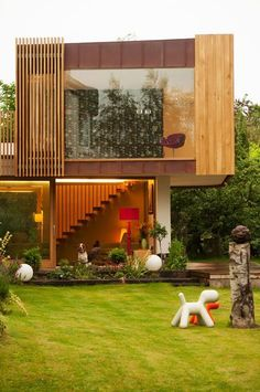 Would love to design a house like this