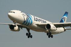 Egyptair Airbus A330