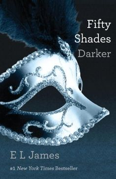 "Fifty Shades Darker by E L James Book Two in the Fifty Shades of Grey Trilogy ""Desire for Grey still dominates her every waking thought, and when he proposes a new arrangement …"