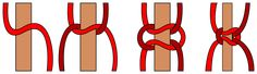 You can find everything you ever wanted to know about knots on this web site.