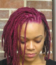 Would you rock purple #haircolor?