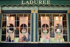 Maison Ladurée, Paris