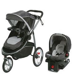 Graco Admiral Modes Jogger Travel System