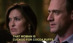 """16 Ridiculous """"Law And Order: SVU"""" Lines You Have To Read To Believe"""