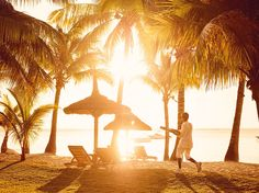 We are blessed with the best sunset views on the island, so each night we provide a pop up bar experience so you can take your front row seats accompanied by the chilled tunes of our 'Sax at Sunset' player. Mauritius Hotels, Best Sunset, Beautiful Hotels, Hotel S, 5 Star Hotels, Resort Spa, World Heritage Sites, Surfing, Island