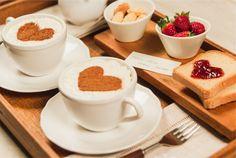 Dia dos Namorados: Decorando a Bandeja de Café da Manhã | Copa&Cia