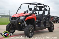 New 2017 Arctic Cat HDX™ 700 Crew XT™ ATVs For Sale in Texas. Buy now and getrates as low as 2.9% for 36 months or 0% for 6 months* *Financing with approved credit. HDX™ 700 Crew XT™ Fire Red The new HDX Crew is in stock now! Come take a test drive at Mainland! The minimum operator age of this vehicle is 16 with a valid driver's license.