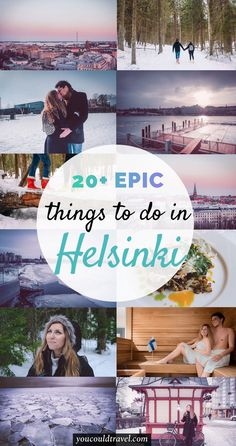 Best Things to do in Helsinki - With so many things to do in Helsinki, it's easy to see why the Finish capital city is a popular European destination. As soon as the snow starts to melt and the sun shines for longer hours, Helsinki becomes a joyful place, a city which we very much loved. Learn what to do in Helsinki and where to eat the best food in Helsinki. #helsinki #finland