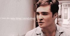 """Money and power mean nothing without you by his side. 