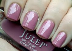 The Manicured Amateur: Maven Madness: Julep Sea Salt Mystery Box Version 1 (Swatches and Review)