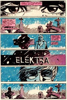DAREDEVIL #181 (April 1982)Art by Frank Miller (pencls) & Klaus Janson (inks/colors)Words by Frank Miller