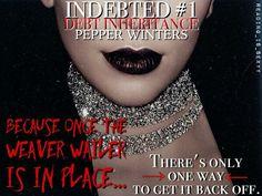 Debt Inheritance, Pepper Winters