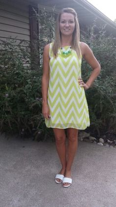 Teacher Clothing Blog Chevron Chiffon
