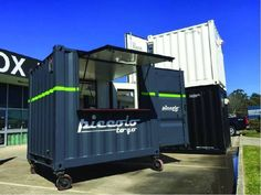 Shipping Container, Food Van, Mini Container Coffee Carts Caboolture Caboolture Area image 2