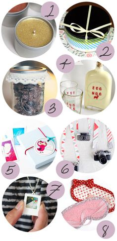 Handmade Christmas Gifts for Women to DIY - Homemade DIY Gifts for Her