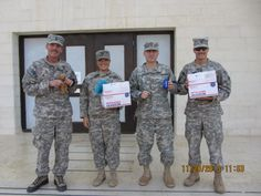 """""""Operation Gratitude: Our gratitude for your operation is truly great. You brought smiles and comfort to all the members of my team for your thoughtfulness, the good snacks and the letters you sent us. I really appreciate the support you are giving the troops out here. Thank you much! Very Respectfully, CPT S.Y."""""""