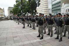 RS Notícias: RS convoca policiais e bombeiros para suprir saída...