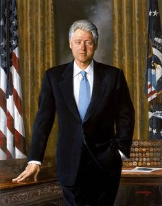 """William Jefferson """"Bill"""" Clinton is an American politician who served as the 42nd President of the United States from 1993 to 2001."""