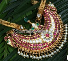 Chand bali pendant