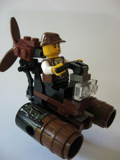 Civilian SteamJumper by Hound', via Flickr