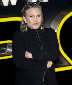 The actress best known for playing Princess Leia in the <i>Star Wars</i> movies died on Dec. 27. Days earlier, she had a heart attack while flying from London to Los Angeles. She was 60. The feisty galactic gal with the cool hairstyle that everyone fell in love with was just a small part of her accomplishments though. Known for her sharp wit, Fisher, the daughter of Hollywood powercouple (while they lasted) Debbie Reynolds and Eddie Fisher had a very successful writing career — with…