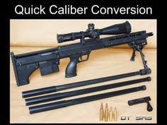 Desert Tactical Arms quick caliber conversion demonstrated. - http://fotar15.com/desert-tactical-arms-quick-caliber-conversion-demonstrated/