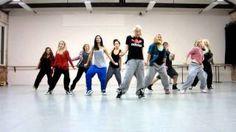 'Super Bass' Nicki Minaj choreography by Jasmine Meakin (Mega Jam), via YouTube.