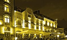 Restaurant The Century, Hasselt, Leopoldplein 1