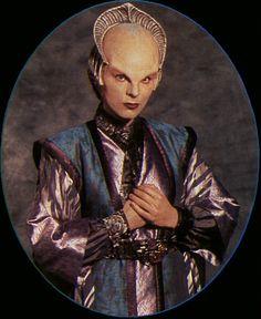 Babylon 5 Delenn (I named my youngest middle name after her)