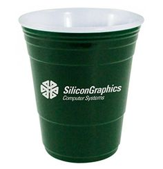 This 16 oz. Uno Cup is filled to the brim with marketing potential! Made from BPA-free plastic, this cup features plenty of room for your logo.