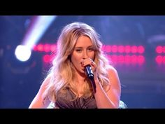 Hannah Berney performs 'Cry Me A River' - The Voice UK - Live Show 2 - BBC One