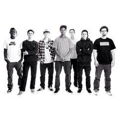 NikeSB team