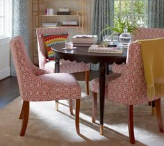 Pierre Table $579 and Freja Chairs $340 | Open Seating #somertondwelling